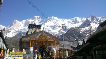 Kedarnath Hill Top temple