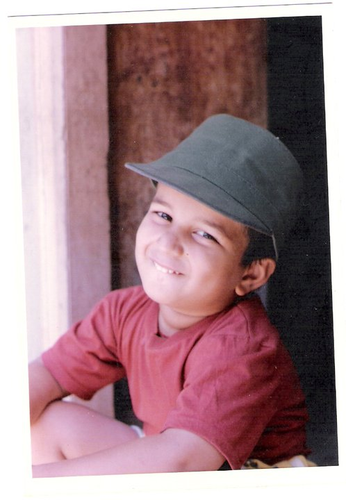 A picture when i was young