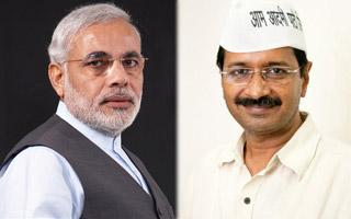 Narendra-Modi-Arvind-Kejriwal
