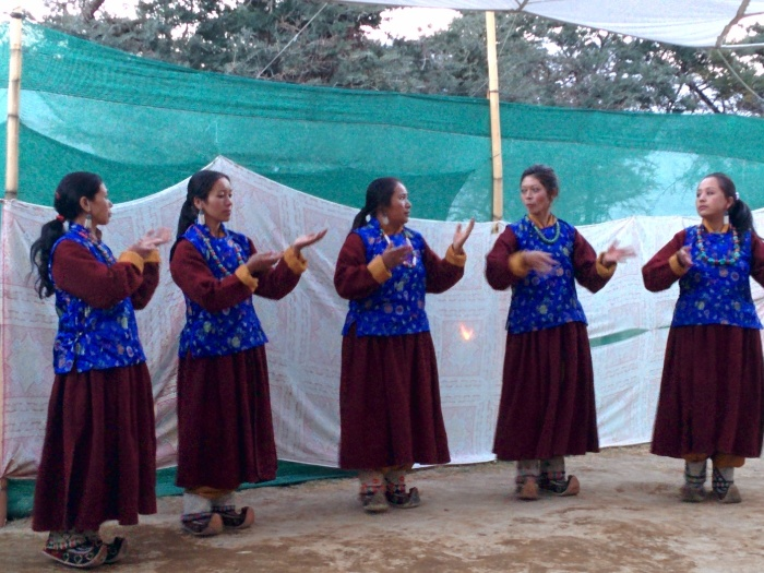 Traditional Ladakhi dances
