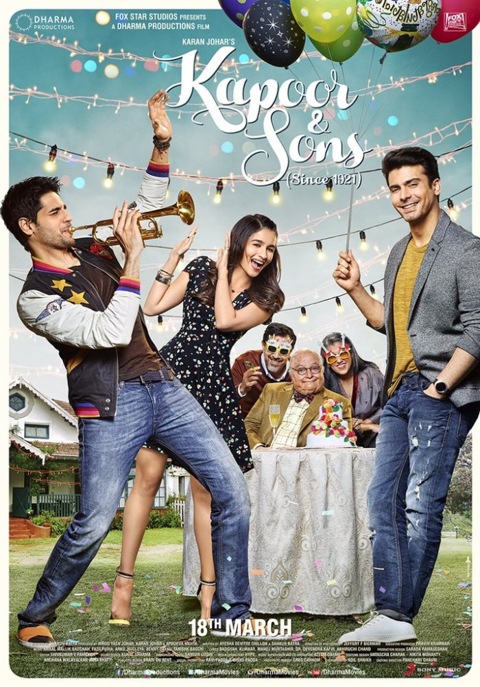 Kapoor nd sons